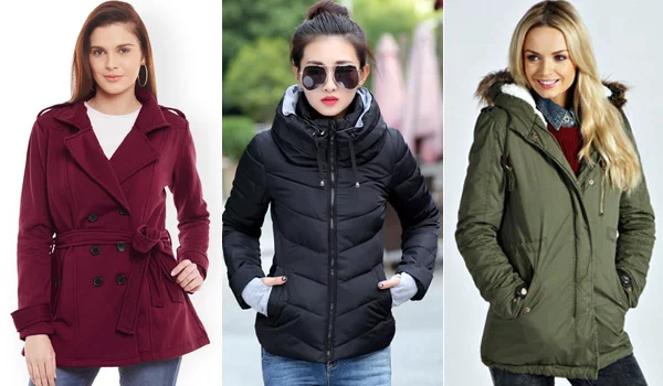 What Are The Types Of Winter Jackets Available For Women
