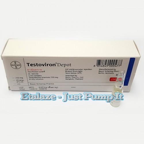 Testoviron-E 300 mg model